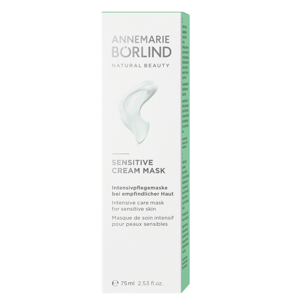 ANNEMARIE BÖRLIND - BEAUTY MASKS - SENSITIVE CREAM MASK 75ml