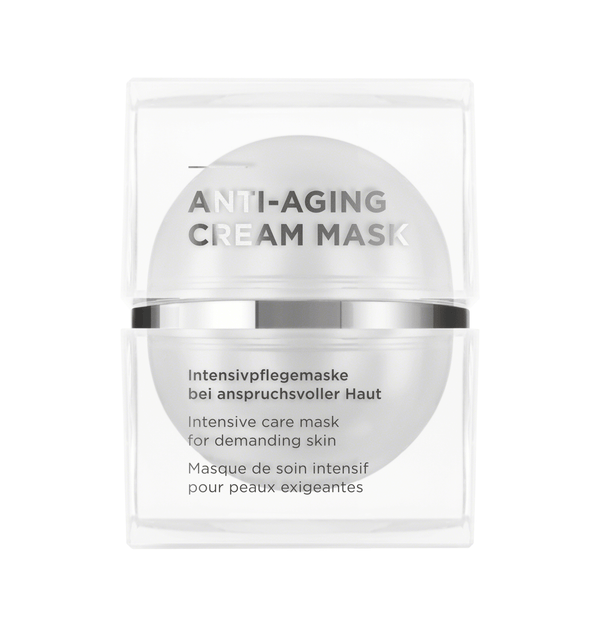 ANNEMARIE BÖRLIND - BEAUTY MASKS - ANTI-AGING CREAM MASK 50 ml