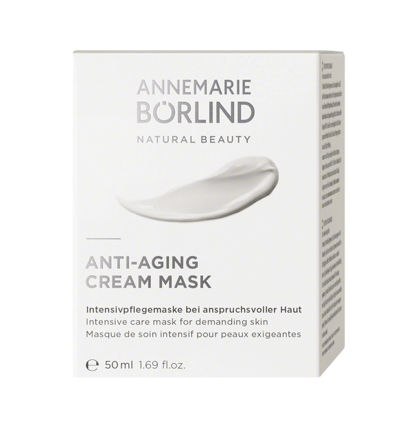 ANNEMARIE BÖRLIND - BEAUTY MASKS - ANTI-AGING CREAM MASK 50 ml - im Hedo Beauty günstig kaufen