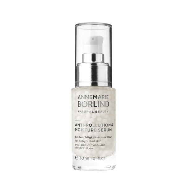 ANNEMARIE BÖRLIND - STÄRKENDE INTENSIVPFLEGE - ANTI-POLLUTION & MOISTURE SERUM 30ml