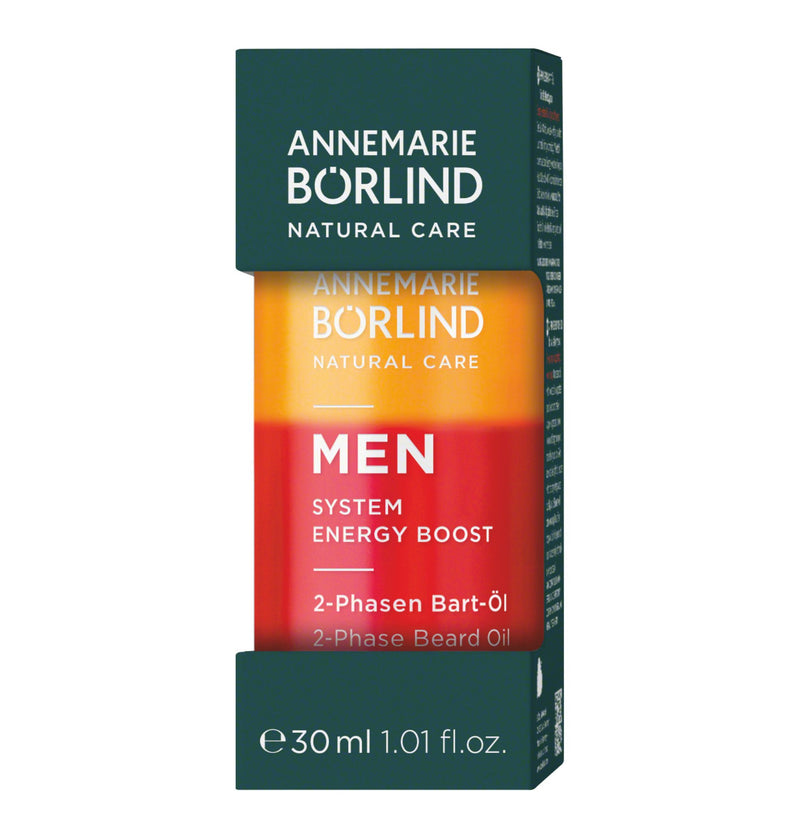 ANNEMARIE BÖRLIND - MEN - 2-Phasen Bart-Öl 30ml