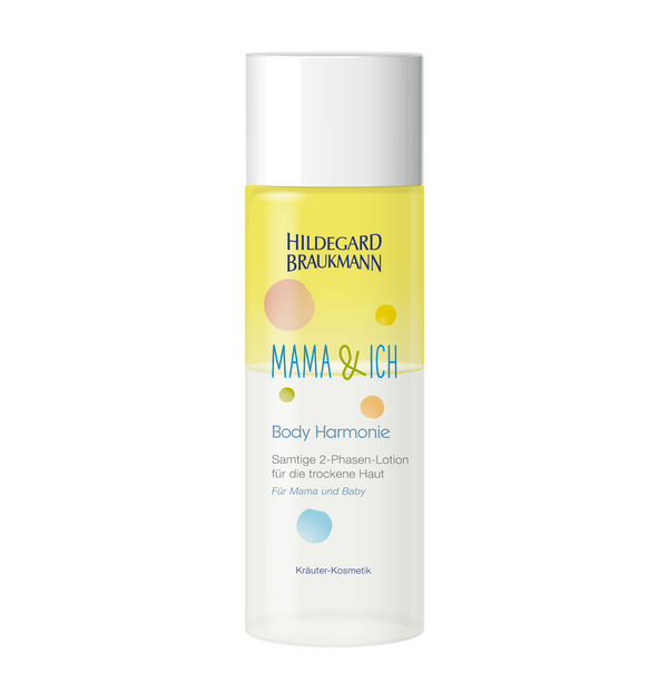 Hildegard Braukmann MAMA & ICH Body Harmony 200ml - Hedo Beauty