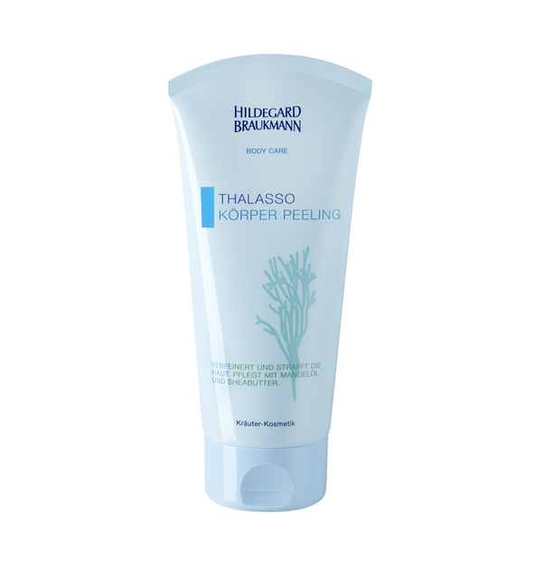 Hildegard Braukmann BODY CARE Thalasso Körper Peeling 200ml - Hedo Beauty