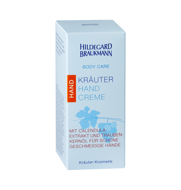 Hildegard Braukmann BODY CARE Kräuter Hand Creme 30ml - Hedo Beauty