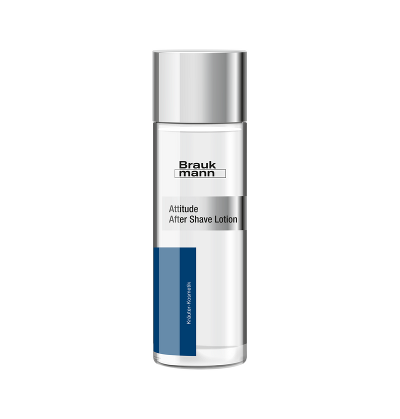 Braukmann Pflege für den Mann - Attitude After Shave Lotion 100ml - Hedo Beauty