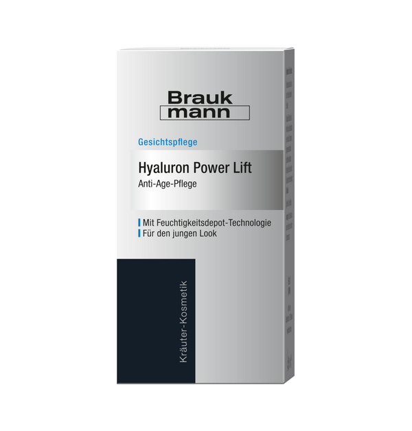 Braukmann Pflege für den Mann - Hyaluron Power Lift 50ml - Hedo Beauty