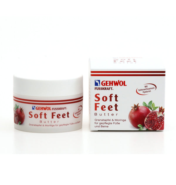 GEHWOL FUSSKRAFT - Soft Feet Butter 100ml