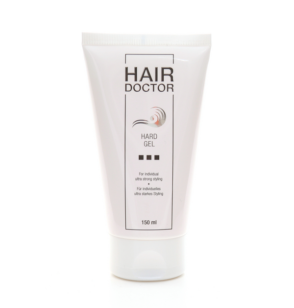 HAIR DOCTOR Hard Gel mit Grüntee-Extrakt - Hedo Beauty