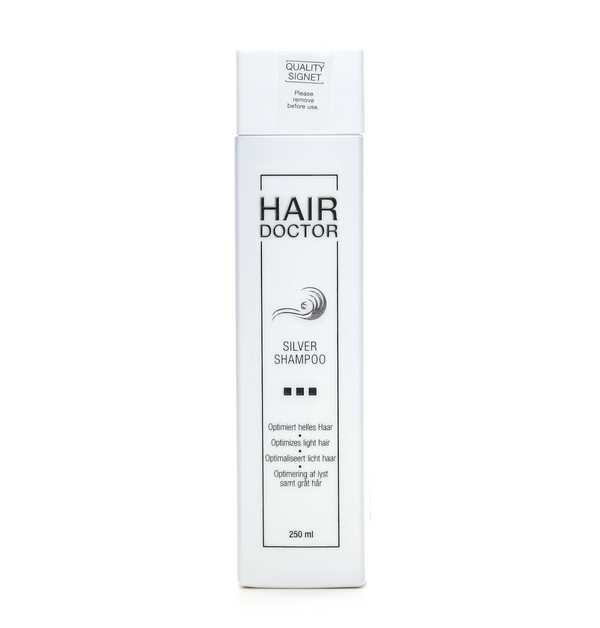 HAIR DOCTOR Silver Shampoo - Hedo Beauty