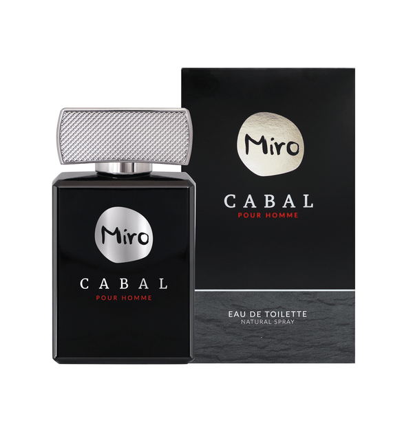 Miro - CABAL Pour Homme - EdT Natural Spray 75ml