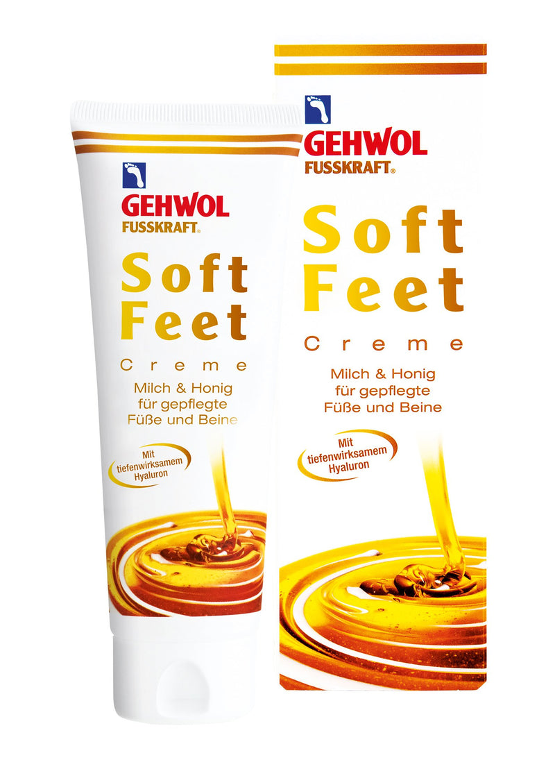 GEHWOL - FUSSKRAFT - Soft Feet Creme 125ml