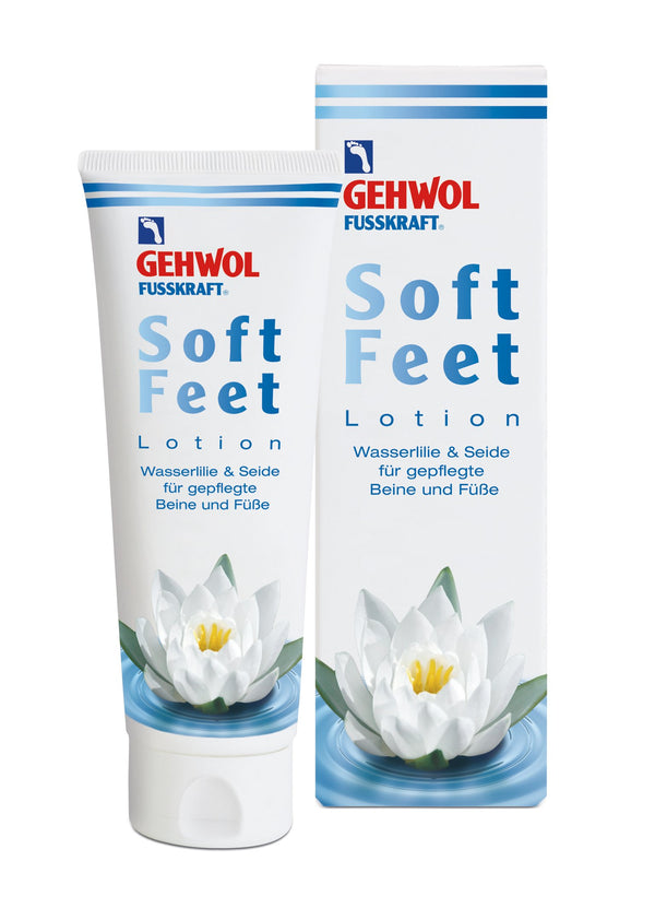 GEHWOL - FUSSKRAFT - SOFT FEET Lotion 125ml
