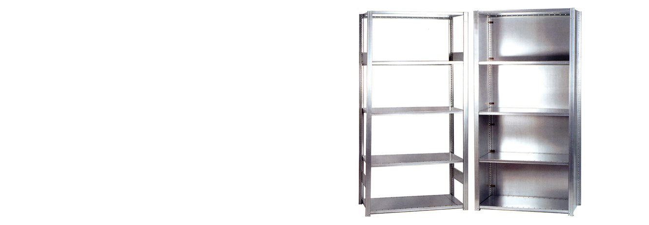 Industrial Short Span Shelving Now Available on SEC Direct