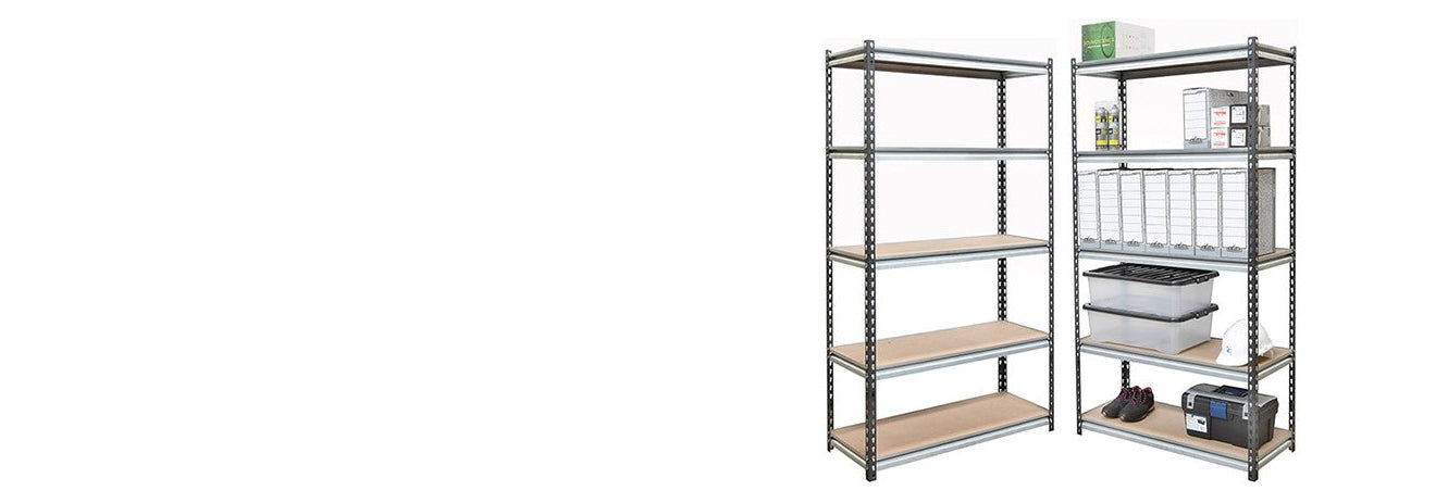 Heavy Duty Longspan Shelving Now Available on SEC Direct