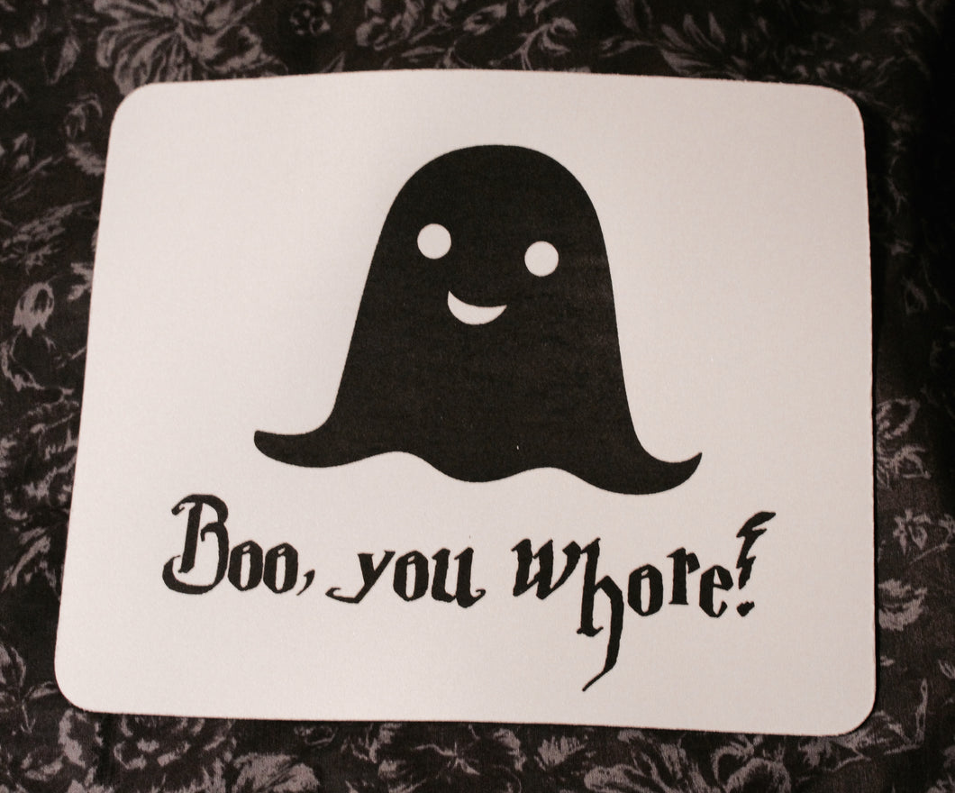 Mean Ghoul Mouse Pad