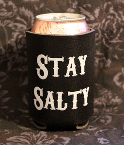 Stay Salty Drink Koozie