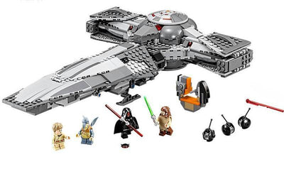 Star Wars Infiltrator Building Block Set (70596)