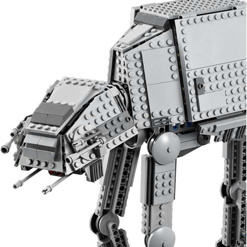 Star War AT-AT Transportation Armored Robot Building Blocks Set (75054)