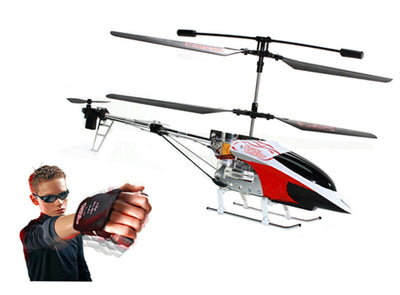 Motion Control Hawk Indoor Outdoor Helicopter
