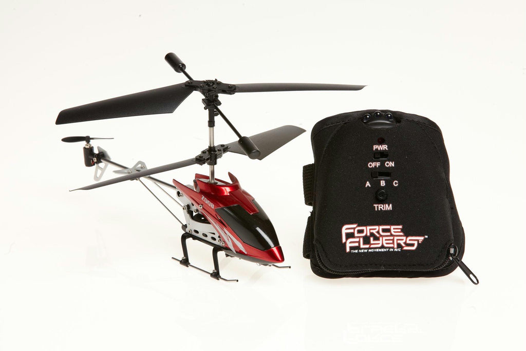 Motion Control 3 Channel Helicopter