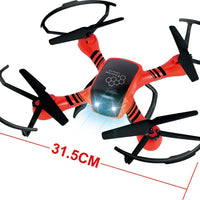 "Scout 12"" Drone w-Hi Res Video Camera and 4GB SD Card"