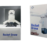 Rocket Folding Drone w-Hi Res FPV WiFi Camera DSP