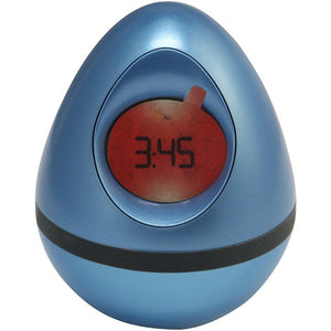 Color Changing LCD Digital Travel Alarm Clock With Date, Timer, and Temperture