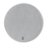 Poly-Planar 8 Platinum Round Marine Speaker - (Pair) White