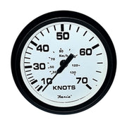 Faria 4 Speedometer (70 Knot) Mechanical Euro White
