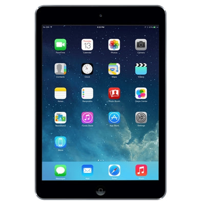 Apple iPad Air with Wi-Fi + Cellular 16GB - Space Gray - AT&T