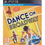 Dance on Broadway for Playstation 3