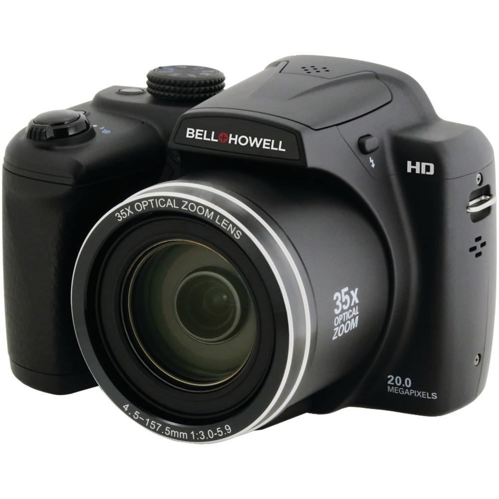 Bell+howell 20.0-megapixel B35hdz Digital Camera With 35x Optical Zoom ELBB35HDZ