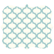 Fellowes Designer Mouse Pad (teal Lattice) FLW5919001
