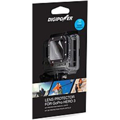 DigiPower LP-GPH3 Lens Protector for GoPro HERO3