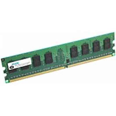 EDGE Tech 4GB DDR2 SDRAM Memory Module - 4GB - 400MHz DDR2-400-PC2-3200 - ECC - DDR2 SDRAM - 240-pin DIMM