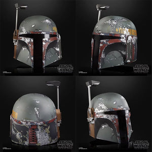 Star Wars The Black Series Boba Fett Electronic Helmet