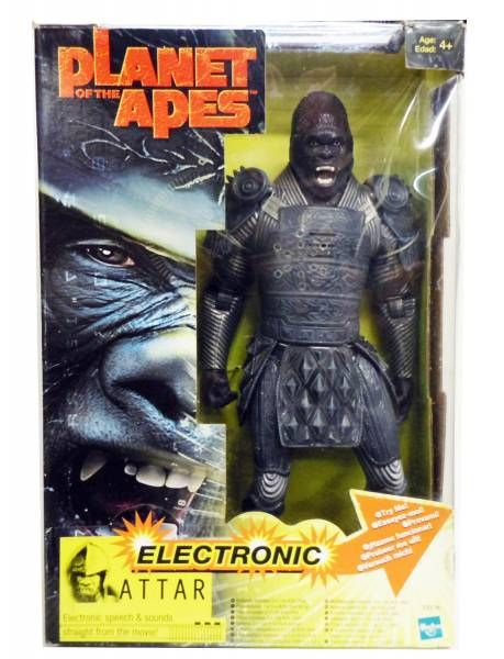 Hasbro Planet Of The Apes ATTAR 13