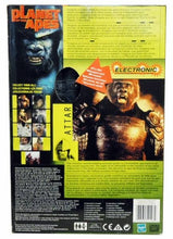 "Load image into Gallery viewer, Hasbro Planet Of The Apes ATTAR 13"" Electronic Talking Action Figure"