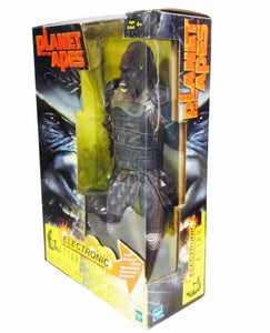 "Hasbro Planet Of The Apes ATTAR 13"" Electronic Talking Action Figure"