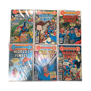 World's Finest Lot of 6