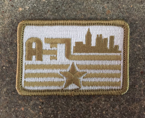 Loyalty Patch - Golden ATL Patch (Away)