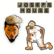 Load image into Gallery viewer, Josef Hat Trick - Decal Pack