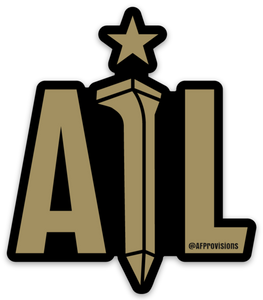 ATL CHAMPIONS - DECAL