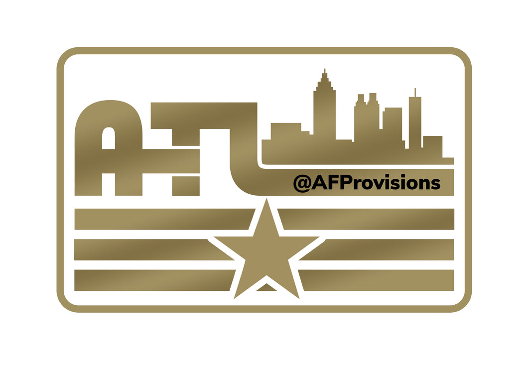 Golden ATL - Decal