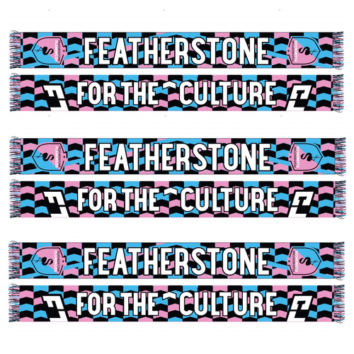 Forward Featherstone / For The Culture Scarf