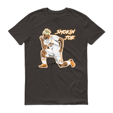 Load image into Gallery viewer, Smokin' Joe (Smoke/Orange) - Unisex T-shirt