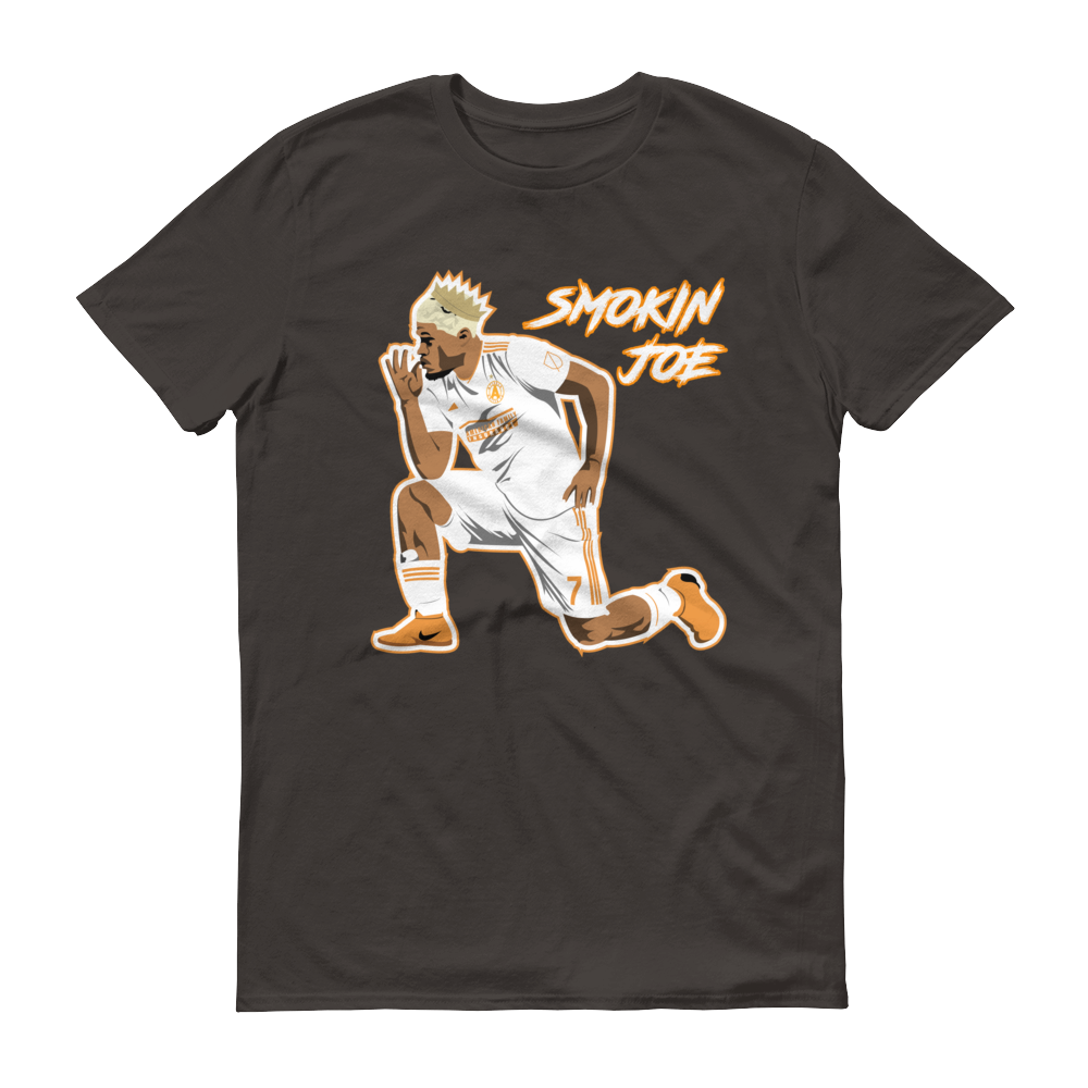 Smokin' Joe (Smoke/Orange) - Unisex T-shirt