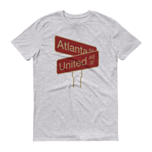 Load image into Gallery viewer, ATLANTA UNITED INTERSECTION (Smoke/Heather Grey/White) Unisex
