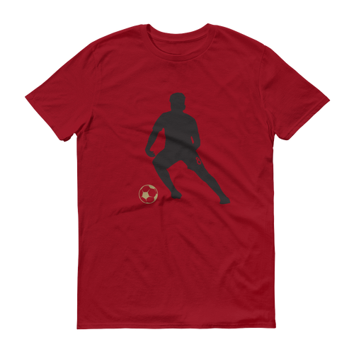 EZEQUIEL BARCO Silhouette (Independence Red) Unisex