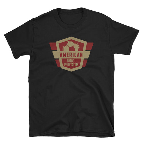 AFP SHIELD (Black) Unisex T-Shirt